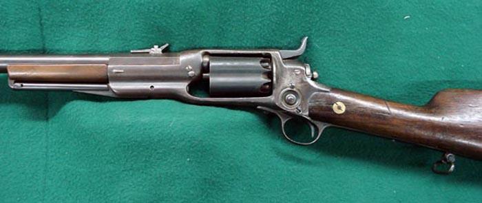 Colt Revolver Rifle Revolving Sporting Rifle